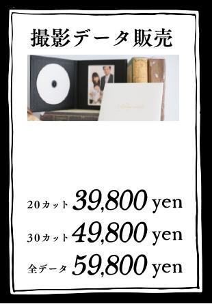 撮影データ販売